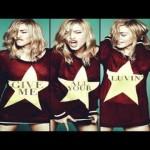 Madonna Feat. Nicki Minaj and LMFAO (Remix) – Give Me All you Lovin'