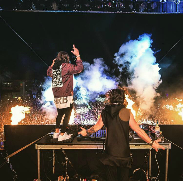 DVBBS – DVBBS – White Clouds