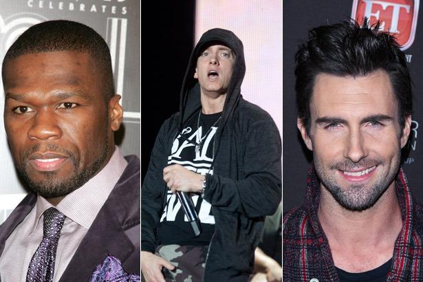50 Cent – My Life (ft. Adam Levine & Eminem)