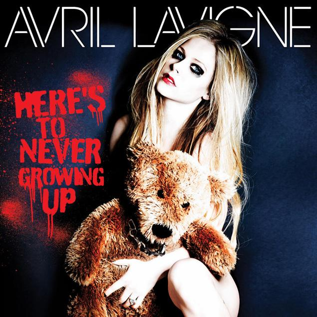 Avril Lavigne – Here's To Never Growing