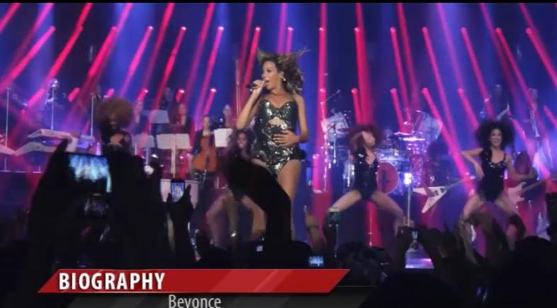 Beyonce – Biyografi