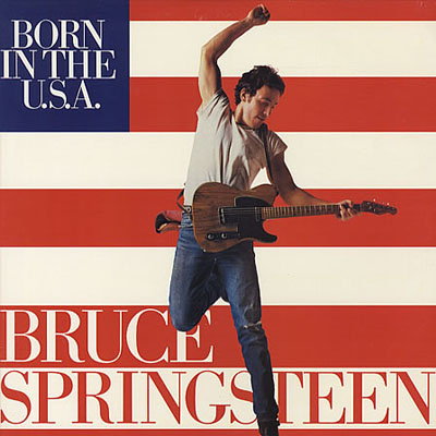 Bruce Springsteen – Born in the U.S.A.