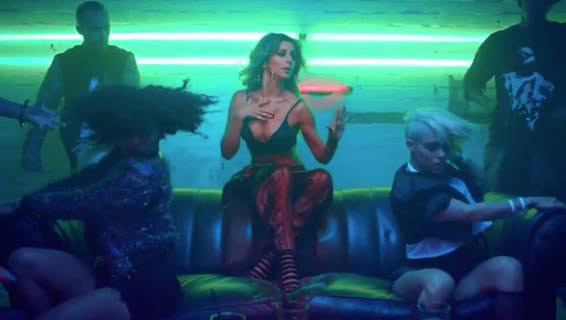 Cheryl Cole – Crazy Stupid Love ft. Tinie Tempah