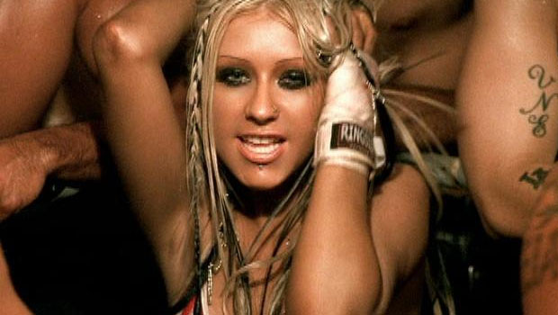 Christina Aguilera – Dirty