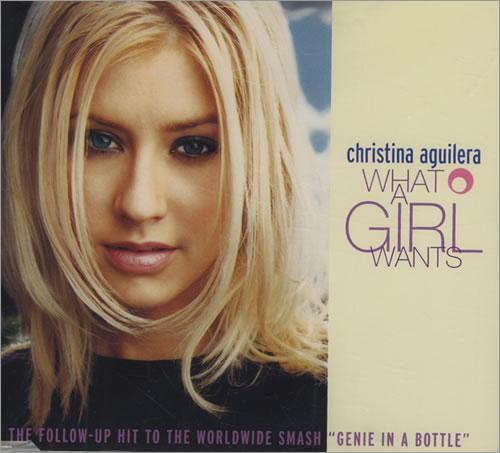 Christina Aguilera – What A Girl Wants