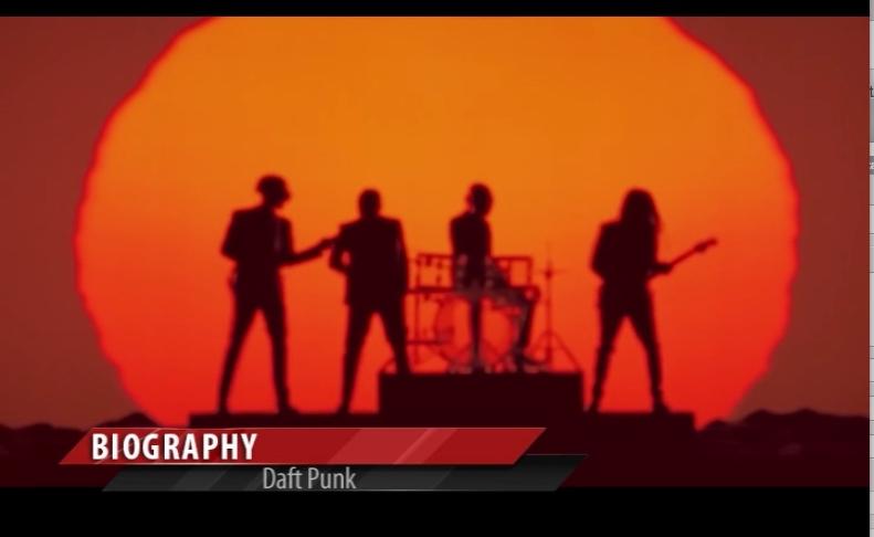 Daft Punk – Biyografi