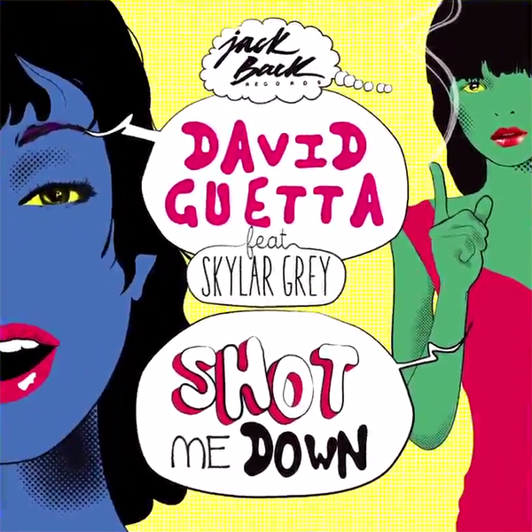 David Guetta – Shot Me Down ft. Skylar Grey