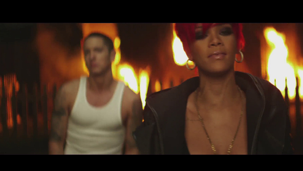Eminem – Love the Way You Lie (Ft. Rihanna)