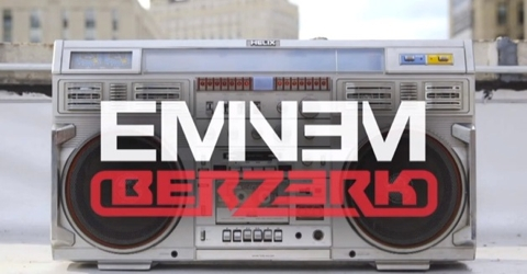 EMINEM – Berzerk (Lyric Video)