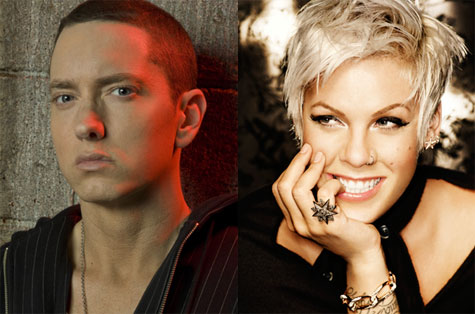 Pink – Here Comes The Weekend (ft. Eminem)