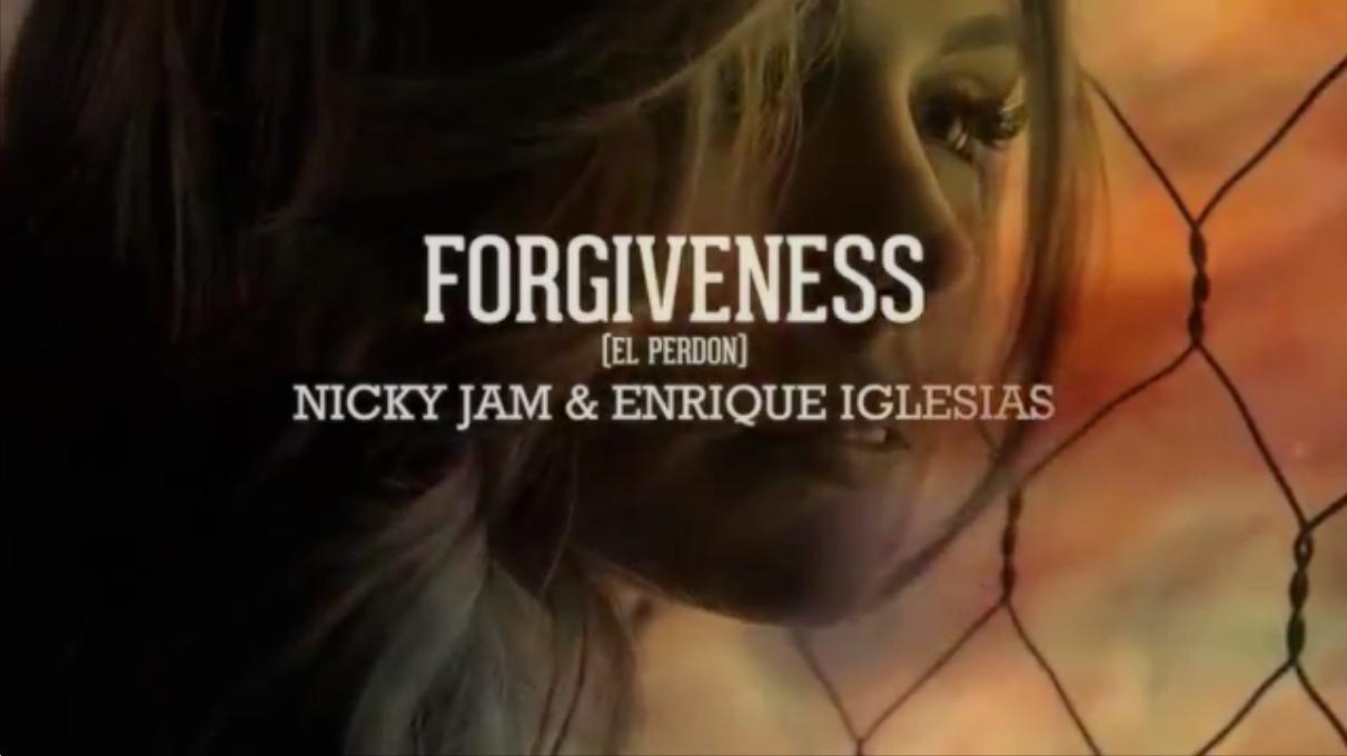 Enrique Iglesias – Forgiveness feat Nicky Jam