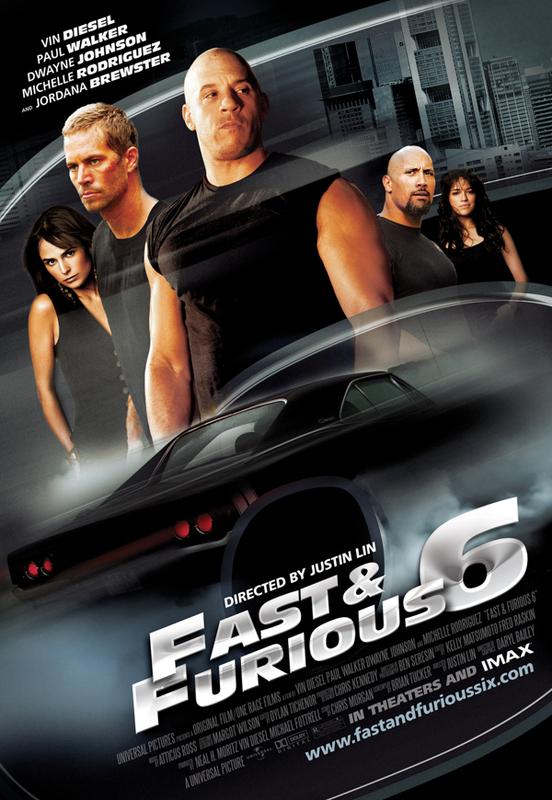 Fast & Furious 6 – Final Trailer