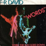 Fr David – Words