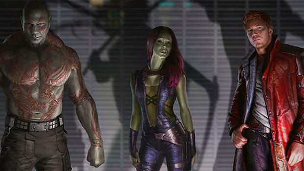 Guardians Of The Galaxy – Galaksinin Koruyucuları