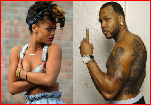 Rihanna – We Found Love ( ft. Flo Rida remix )