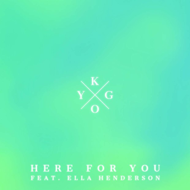 Kygo & Ella Henderson – Here For You (Cover Art)