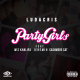 Ludacris – Party Girls ft. Wiz Khalifa & Jeremih & Cashmere Cat