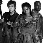 Rihanna – FourFiveSeconds ft. Kanye West & Paul McCartney