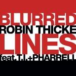 Robin Thicke – Blurred Lines ft. T.I + Pharrell