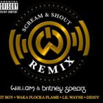 Will.i.am & Britney Spears – Scream & Shout ( Remix )