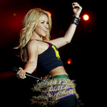 Shakira – Dançando (ft. Ivete Sangalo)