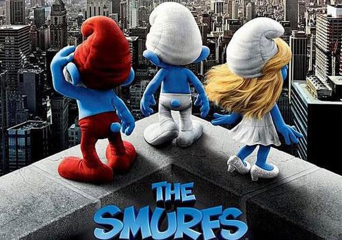 Smurfs – Trailer