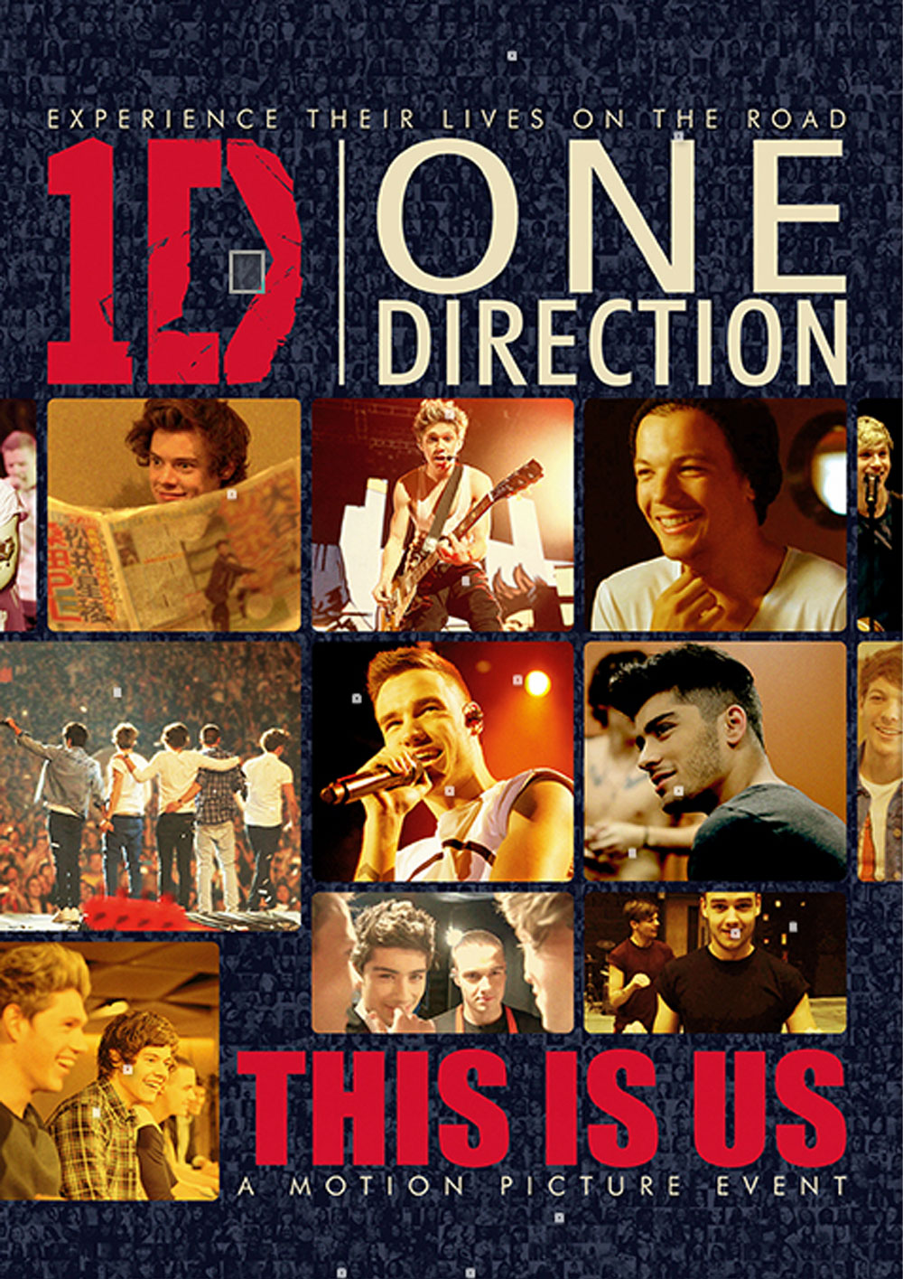 One Direction – This Is Us