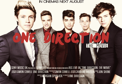 One Direction – 3D Movie