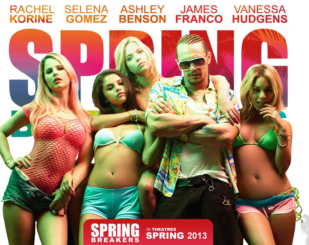 Spring Breakers – Red Band