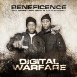 Beneficence – Digital Warfare ft. Inspectah Deck & DJ Rob Swift