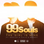99 Souls – The Girl Is Mine (featuring Destiny's Child & Brandy)