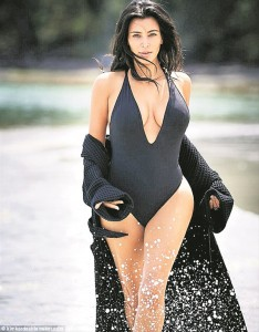 Kim Kardashian koli bandı