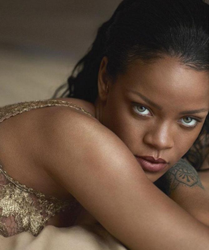 Rihanna Vogue 7