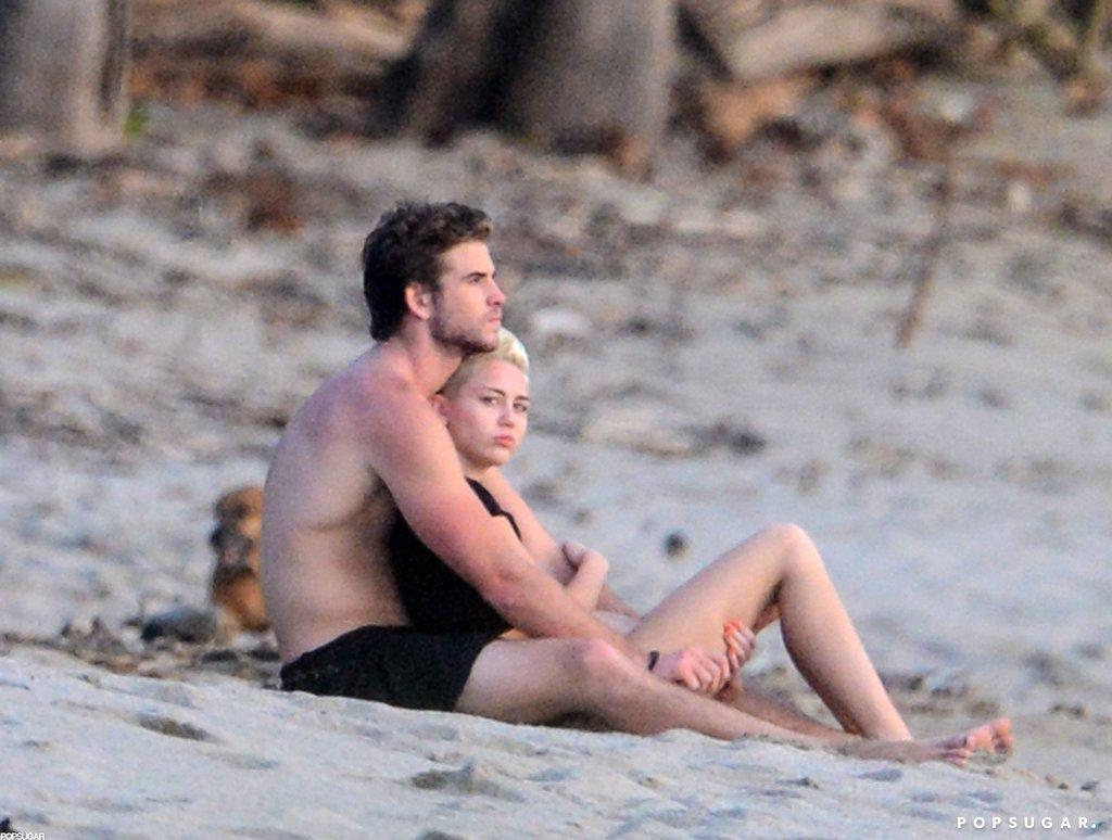 Miley-Cyrus-Liam-Hemsworth-Costa-Rica-Pictures