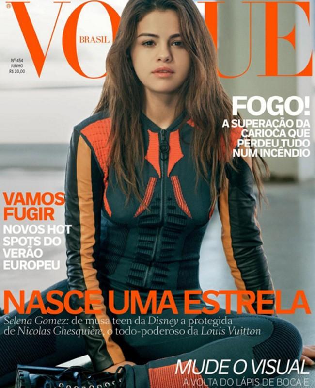 Selena-Gomez-Vogue-Brezilya-Dergisinin-Kapağında-1