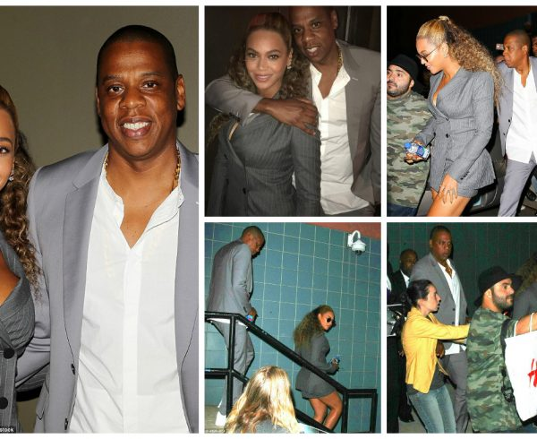 Jay-Z-and-Beyoncé-Photographed-Wearing-Matching-Suits-to-Hands-of-Stone-Premiere