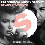 Eva Simons & Sidney Samson – Escape From Love