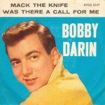 Bobby Darin – Mack The Knife