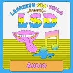 LSD – Thunderclouds ft Sia Diplo Labrinth