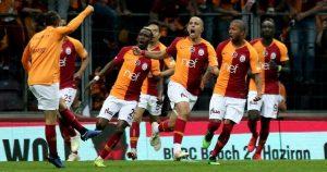 Galatasaray şampiyonluğunu ilan etti!