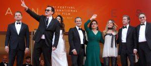 Cannes galasında yıldızlar geçidi