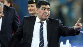 Efsanevi futbolcu Maradona tutuklandı