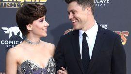 Scarlett Johansson nişanlandı