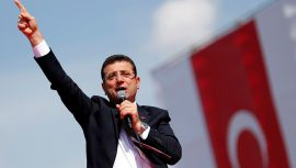 İstanbul Büyükşehir Belediyesi Yeni Başkanı: Ekrem İmamoğlu