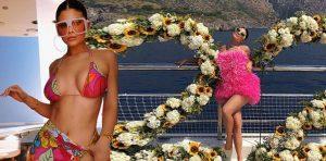 Kylie Jenner 22 Yaşını Yatta Kutladı