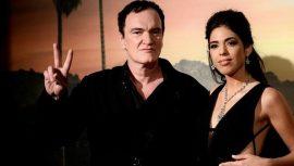 Quentin Tarantino baba oluyor