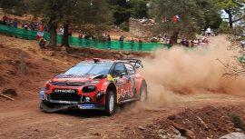 WRC Türkiye: Ogier, Lappi ile arayı kapatıyor