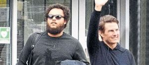 Tom Cruise, gizemli oğluyla görüntülendi