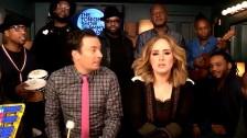Adele – Hello (Tonight Show – Sınıf Enstrumanları)