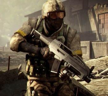 Battlefield Bad Company 2 – Trailer